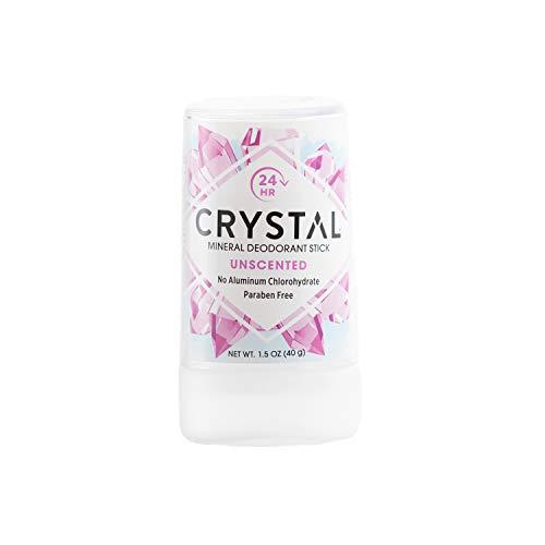 Cristal Déodorant pour corps en stick non parfumé (120 g)