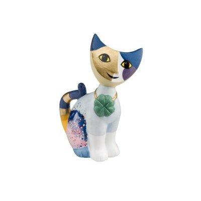 Goebel Piccola Fortunello, Rosina Wachtmeister, Minikatze, Kätzchen, Katze, Dekoration, Biskuitporzellan, Porzellan, 31365011