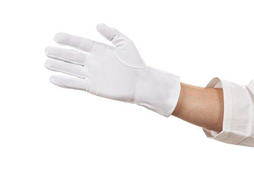 neoLab 1-7219 Baumwoll-Handschuhe, Größe 13, Weiß