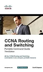 CCNA Routing and Switching Portable Command Guide, 3/e