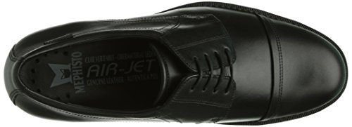 Mephisto Dirk Palace 4300 Black, Oxfords Homme Noir (Black)