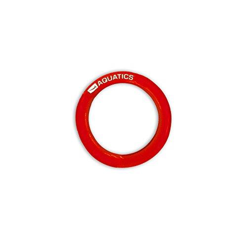 Aquatics Tauchring - Mehrfarbig (Dive Ring), Farbe:rot