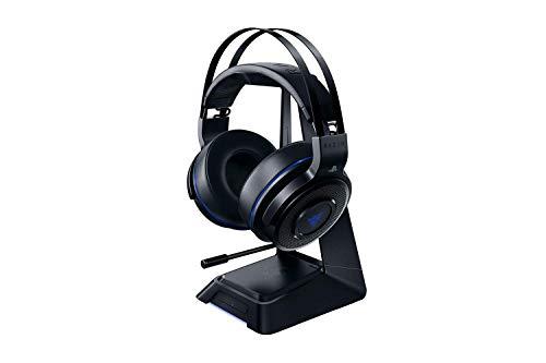 Razer Thresher Ultimate for Playstation 4 Kabelloses Gaming Headset (mit 7.1 Dolby Surround Sound, ausziehbarem Mikrofon, 50 mm Treibern und maximalem Komfort)