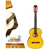 MGM - 620606 - Instrument de Musique - WS/Guitare Sèche Classique - 92 cm