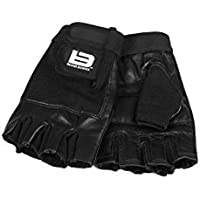 Better Bodies Gym Gloves Black X-small