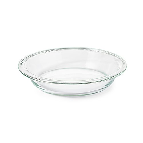 OXO Good Grips Kastenform für Gefrierschrank bis Ofen geeignet Pie Plate, 1-Pack 1 Pack farblos -