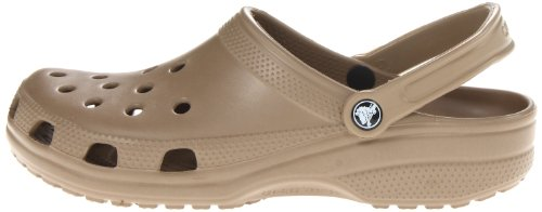 Crocs Classic Unisex Clogs Braun (Chocolate 200)