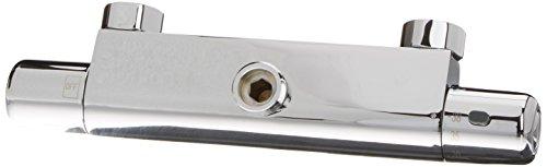 OXEN 150994 - Grifo termostático redondo para columna de ducha