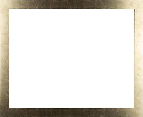 hmen Monaco MULTIFIT 21 x 29 cm Farbwahl Hier: Gold antik Dekor mit weißer Rückwand und Antireflex-Acrylglas 2mm ()