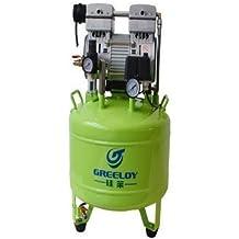 greeloy Compresor De Aire Silencioso Sin Aceite ga-81 por mejor Dental