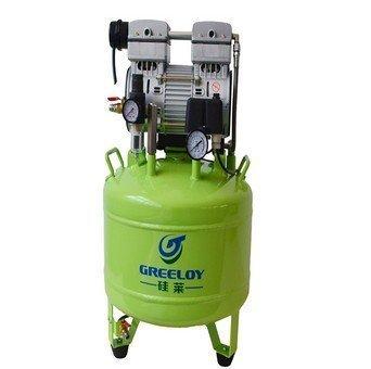 Greeloy Compresor De Aire Silencioso Sin Aceite ga-81por