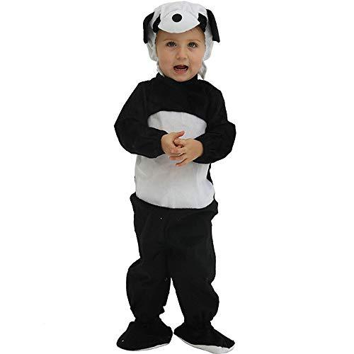 LHHJ Halloween-Kostüm-Bär-voller Satz Schuhe Baby-Kleidung A M