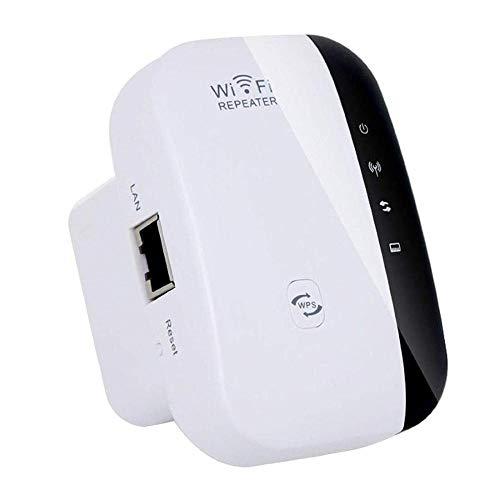 LFYPSM WiFi Blast Wireless Repeater Router-Signalverstärker Extender/AP/WI-FI-Signalverstärker/Netzwerksignal-Internetstecker Für Router-Heimnetzwerke Best Range Network/Kompatibel Mit Alexa (Was Ist Der Beste Wlan-router)