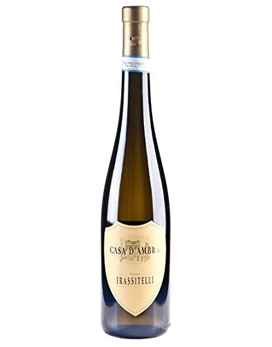 Ischia DOC Biancolella Tenuta Frassitelli Casa d'Ambra 2018 0,75 L