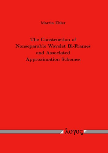 The Construction of Nonseparable Wavelet Bi-Frames and Associated Approximation Schemes -