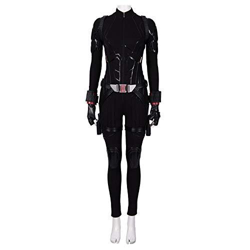 we Kostüm Film Cosplay Kostime Frau Jumpsuit Deluxe Superheld Verkleidung Kostüm Halloween Fasching Kostüme,Fullsetofnoshoes-S ()