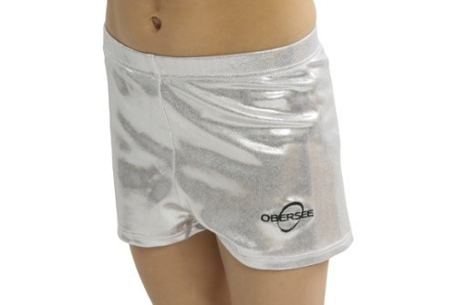 obersee-girls-gymnastics-shorts-silver-cl-by-obersee