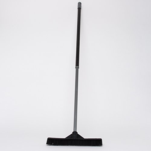 sweepa-rubber-broom-industrial-frisuer-broom-studded-hair-broom-with-squeegee-and-telescopic-handle-