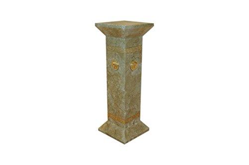 Standsäule Blumensäule Marmorsäule Antike Deko Barock Säule Luxus