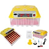 36 Egg Automatic Incubator Digital Hatching Poultry Chicken Temperature Control