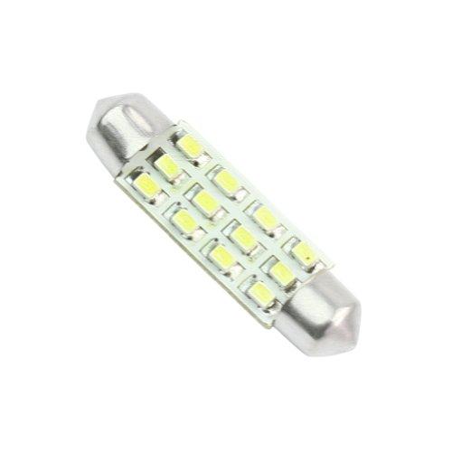RHX Auto-Innenbeleuchtung, 12 SMD LED, 41 mm, Superhell-Weiß