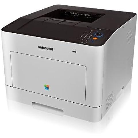Samsung CLP-680DW - Impresora láser (A4, Ethernet, USB, LAN inalámbrica, 9600 x 600 DPI), color