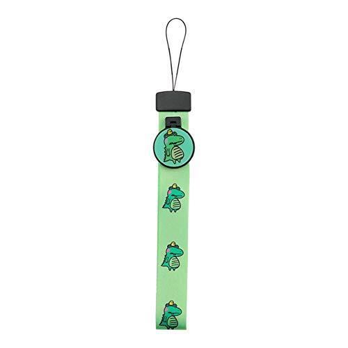 laufe/Schlüsselband/Ringhalter/Fingerhalter/Kreatives Einhorn, Dinosaurier-Halteband für Handy Einhorn ()
