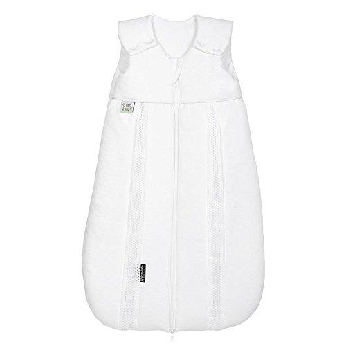 Preisvergleich Produktbild Odenwälder Prima Klima Thinsulate Schlafsack weiss,  Größe:130