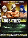 De Dos A Tres Caidas: Coleccion De Lucha Libre Mexicana