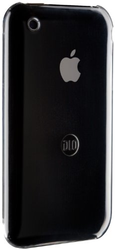 Philips SlimShell Tasche für Apple iPhone 3. Gen schwarz -