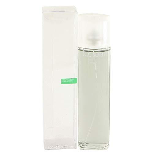 Be Clean Relax by Benetton Eau De Toilette Spray 3.4 oz / 100 ml (Women)