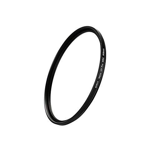 Sirui Ultra Slim S-Pro Nano MC UV-Filter 58 mm (Multicoated, Schott Glas) schwarz