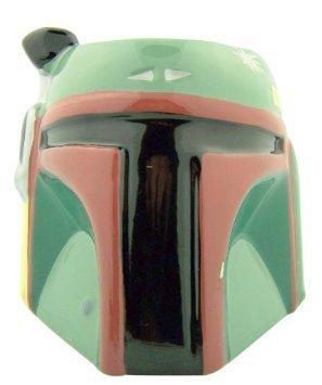 Star Wars Boba Fett aus Keramik BECHER Figural