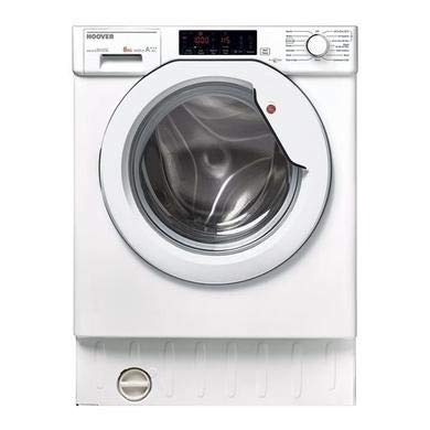 Hoover HBWM84TAHC-80 8kg 1400rpm Integrated Washing Machine - White