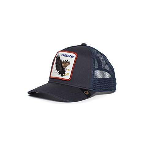 Goorin Bros.. - Cappellino da Baseball - Uomo Blu Taglia Unica 70668429f264
