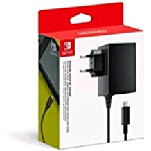 Nintendo - Adaptador De Corriente (Nintendo Switch)