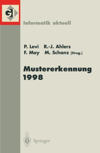 Mustererkennung 1998. 20. DAGM-Symposium. Stuttgart, 29. September - 01. Oktober 1998 (Informatik aktuell. Im Auftrag der Gesellschaft für Informatik (GI))