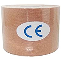 LUFA Cotton Elastic Kinesiologie Therapeutic Bandwasserdichte Muskelunterstützung Klebeband preisvergleich bei billige-tabletten.eu