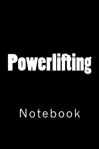 Powerlifting: Notebook por Wild Pages Press