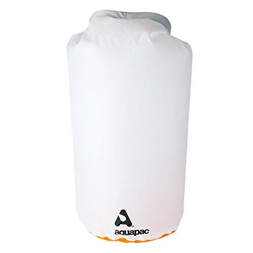 Aquapac Sac Etanche Packdivider, 26 cm, 13 L, Orange (Orange/Blanc)