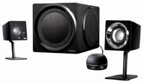 Creative GigaWorks T3 2.1 multimedia Speaker