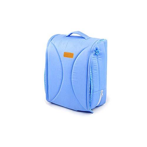 Imagen para Gorgebuy Cama portátil para niños pequeños | Folds for Travel - Mochila para Cuna - Cama Plegable para recién Nacidos Camas Plegables para bebé