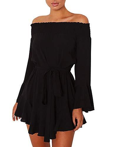 BLACK Dress Umstandskleid