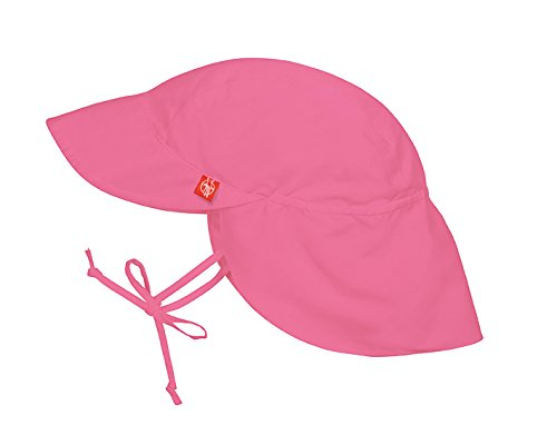 lassig-1433006700-baby-sun-protection-flap-hat-sonnenhut-size-new-born-0-6-monate-rosa