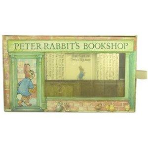 Peter Rabbit's bookshop