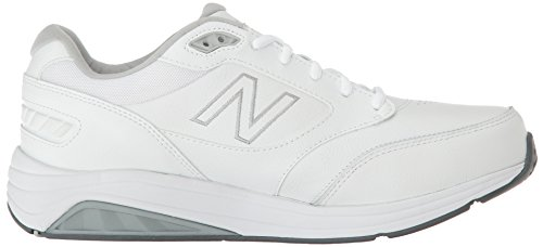 New Balance Men's Mens 928v3 Walking Shoe Walking Shoe Blanc