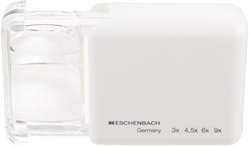 ESCHENBACH OPTIK 3X/4 5X/6X/9X LUPA