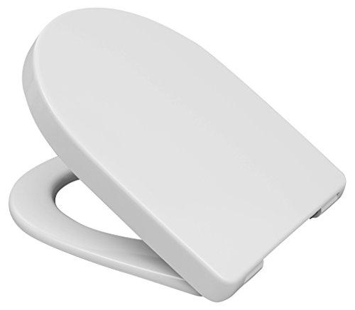 Hamberger WC-Sitz Samar SoftClose mit Take-Off-Steckscharnier ES C0102G, 1 Stück, weiß, 531552