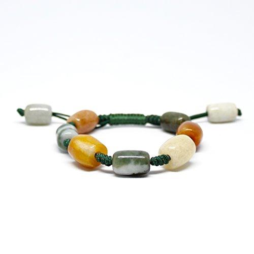 hecha-a-mano-semipreciosas-pulsera-de-piedra-mineral-verde-jade-terapia-de-cristal-proteccion-guardi