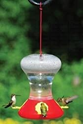 Songbird Essentials SEBCO360 Fliteline Hummingbird Bird Feeder